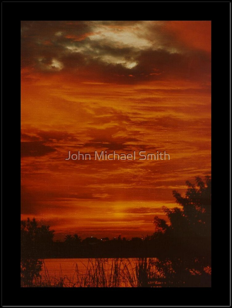 Fire in the Sky by John Michael Smith