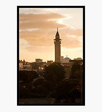 Bourguiba Mosque Monastir Photographic Print