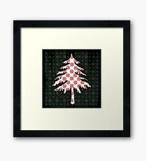 Christmas Tree - PRINT Framed Print
