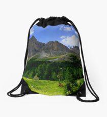 Dolomiti di Lagazuoi  Drawstring Bag