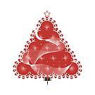 Christmas Tree (5) by catherine barnhoorn