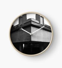 Sharp Edges Clock