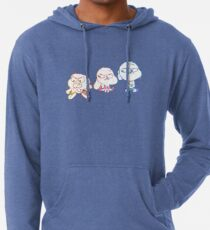 Mad Darwin, Anais, and Gumball - The Amazing World of Gumball Lightweight Hoodie
