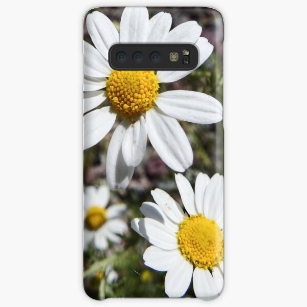 Mayweed wildflower Samsung Galaxy Snap Case