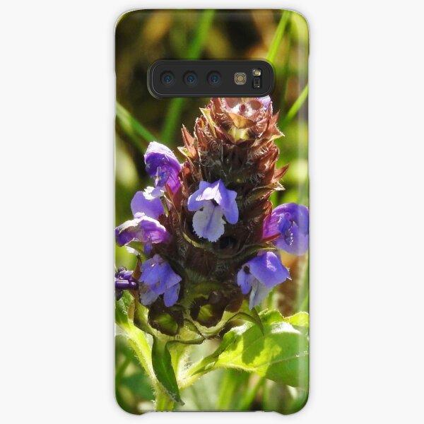 Self Heal Wildflower Samsung Galaxy Snap Case