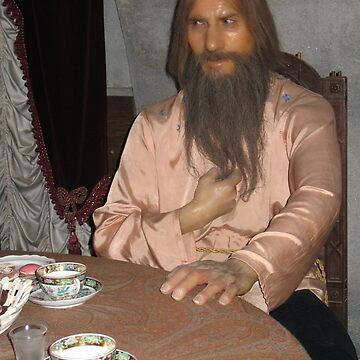 Grigori Yefimovich Rasputin  by Racheli