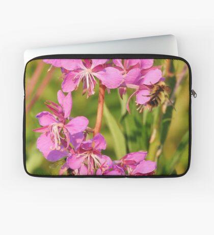 Fireweed Wildflower Laptop Sleeve