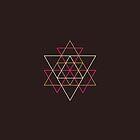 Prism - Minimal Triangular Formation by Sam Bunny