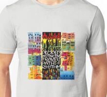 TRIBE CALLED QUEST atcq people's instinctive travels and the paths of rhythm Unisex T-Shirt