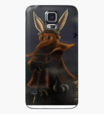 Plague Bunny  Case/Skin for Samsung Galaxy