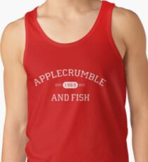 a6d6fb33982189 The Trending Abercrombie   Fitch Men s Tank Top. Applecrumble and Fish Men s  Tank Top
