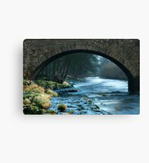 River Ure Canvas Print