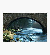 River Ure Photographic Print