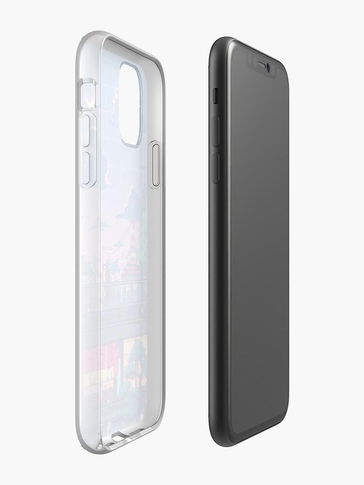 Alternate view of Konohagakure iPhone Case & Cover