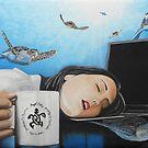 dream girl by Angel Ortiz