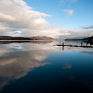Windermere Reflections by bubblebat