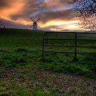 Ballycopeland Windmill by Jonny Andrews