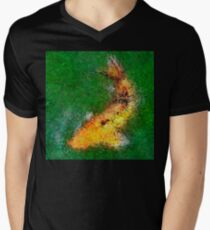 Dendrification 11 V-Neck T-Shirt