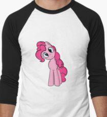 Camiseta ¾ bicolor para hombre Pinkie Pie