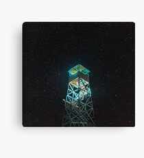 Star Tower Canvas Print