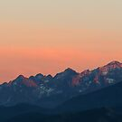 tatra sunset by dinghysailor1