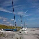 Brigantine Beach by KerrieLynnPhoto