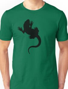 Human Lizard - Nature  T-Shirt