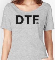 DTFish - Fishing T-shirt Women's Relaxed Fit T-Shirt