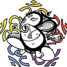 Ganesh Pentagon by mintdawn
