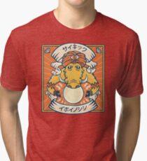 Psychic Warthog Tri-blend T-Shirt