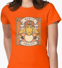Psychic Warthog Fitted T-Shirt