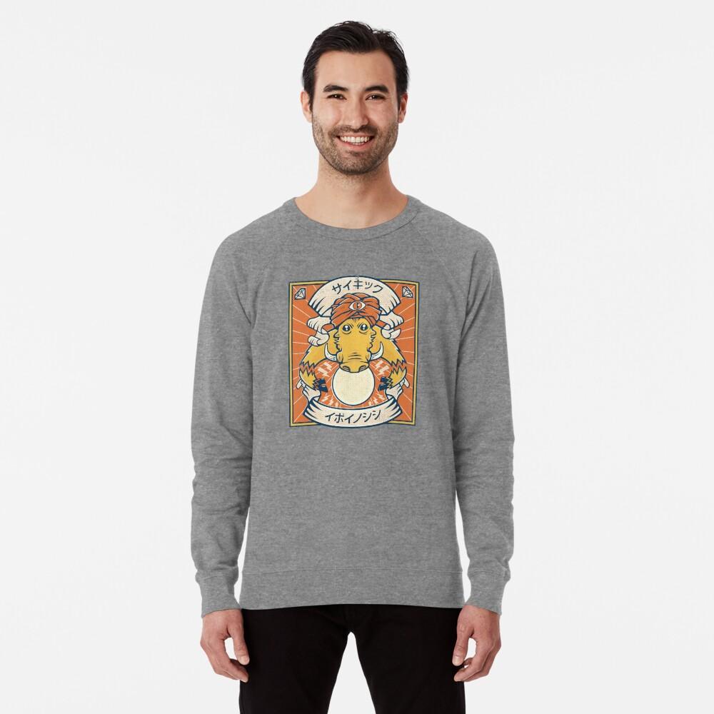 Psychic Warthog Lightweight Sweatshirt