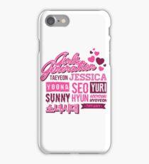 SNSD Girls' Generation Collage iPhone Case/Skin
