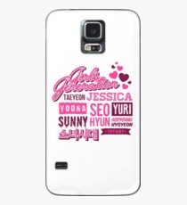 SNSD Girls' Generation Collage Case/Skin for Samsung Galaxy