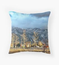It's Beginning to Look a lot Like... Throw Pillow