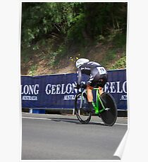 Elite Womens Time Trial Poster