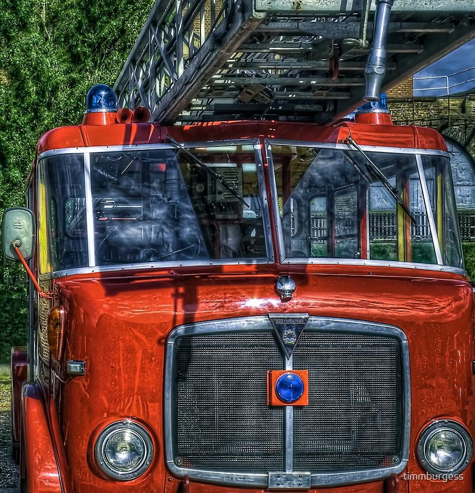 firetruck by timmburgess