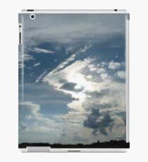 Weird and Wacky Clouds iPad Case/Skin