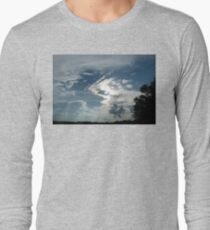 Weird and Wacky Clouds Long Sleeve T-Shirt