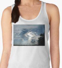 Weird and Wacky Clouds Women's Tank Top