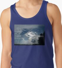 Weird and Wacky Clouds Tank Top
