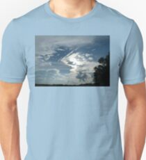 Weird and Wacky Clouds Unisex T-Shirt