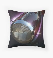 """Classic 1939 Buick Roadmaster"" Throw Pillow"
