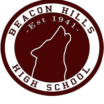 Beacon Hills HS Logo by elevensie