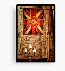 back in the day Canvas Print