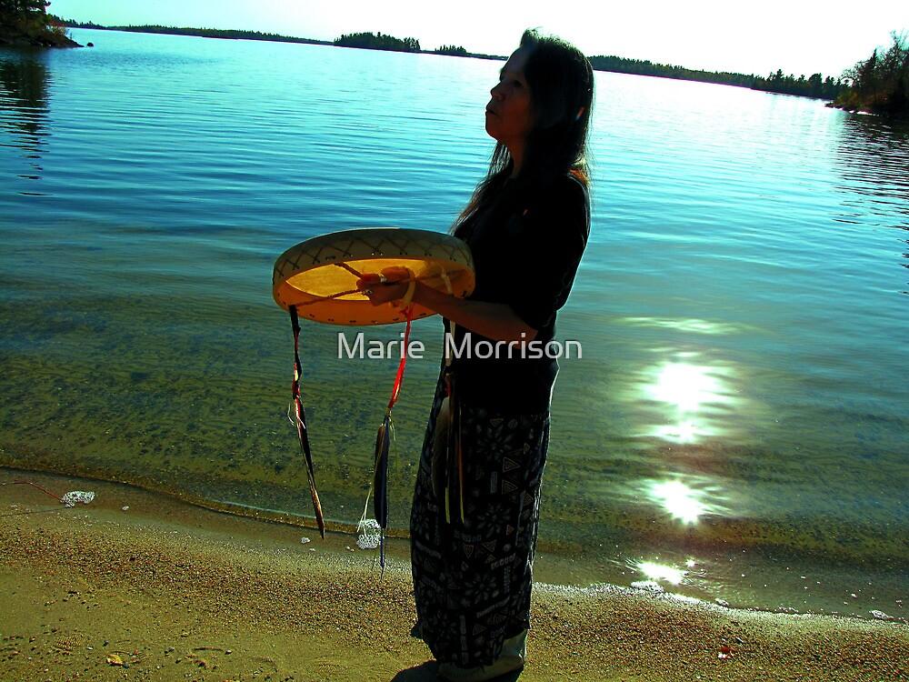 SISTER'S  IN  SPIRIT  by Marie  Morrison