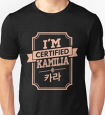 Certified KARA Kamilia Unisex T-Shirt