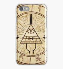 Gravity Falls, Bill Cipher iPhone Case/Skin