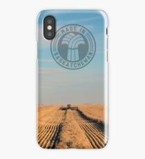 Swathing Straight Ahead iPhone Case