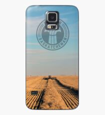 Swathing Straight Ahead Case/Skin for Samsung Galaxy
